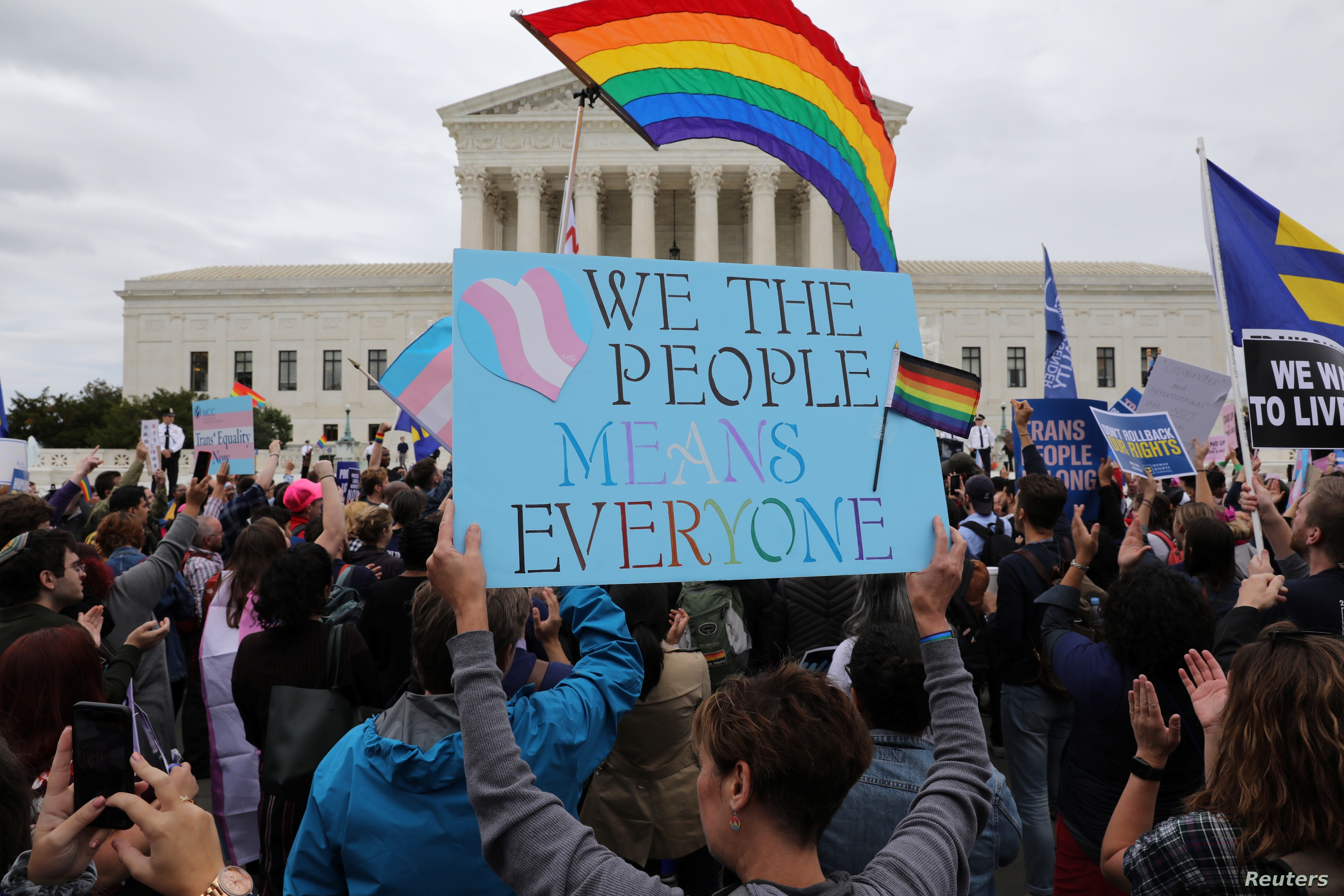 With Landmark Decision, US Supreme Court Expands Protections for LGBTQ Workers | Voice of America - English