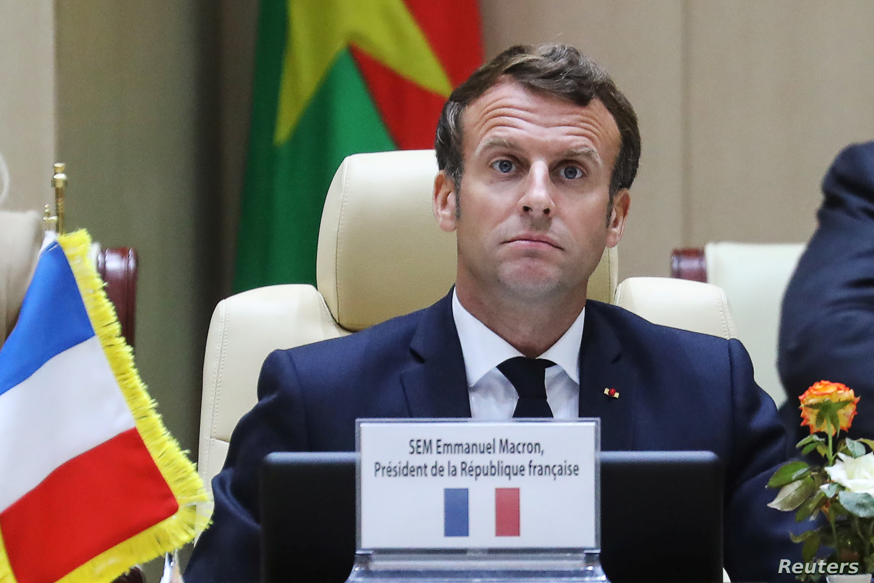 The Reinvention Of Emmanuel Macron Voice Of America English