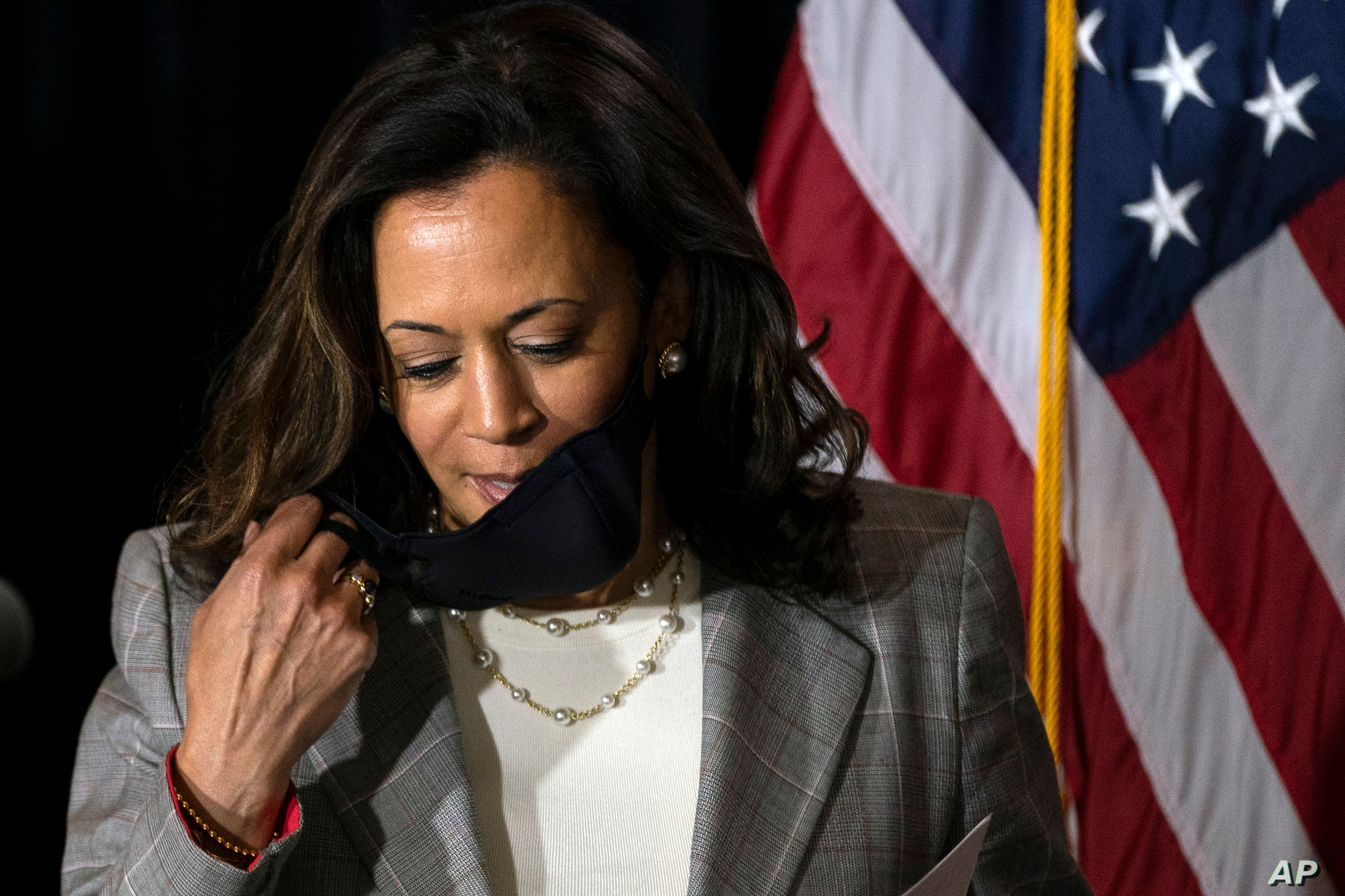Harris Nationwide Mask Mandate Wouldn T Carry Punishment Voice Of America English