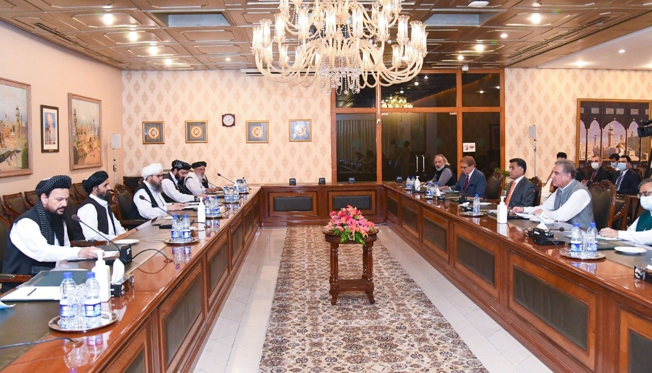 Afghanistan Asks Pakistan To Take Practical Steps Against Taliban Ahead Of Us Pullout Voice Of America English