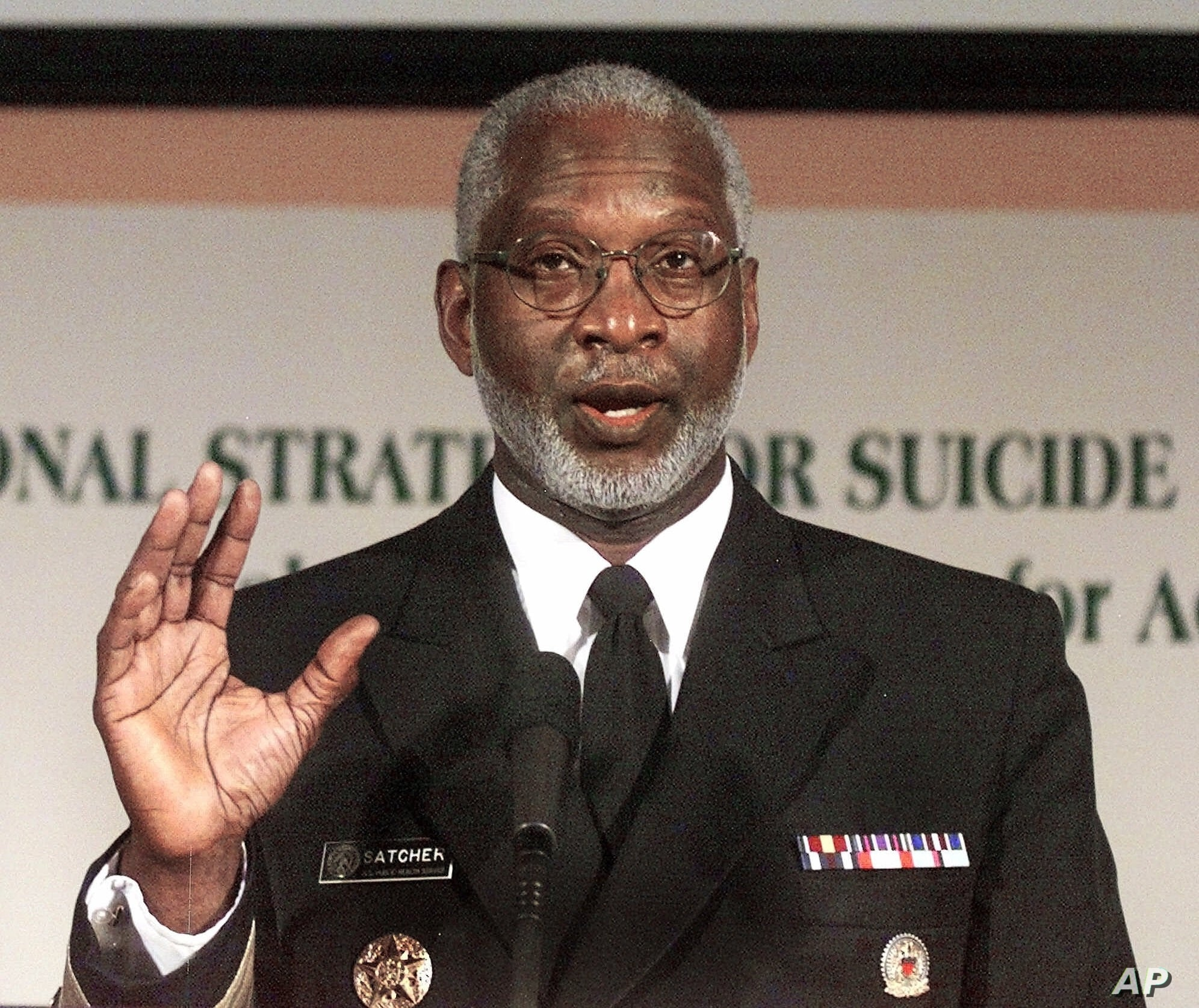 Former Us Surgeon General Eliminate Gaps In Health Care For Minorities Voice Of America English
