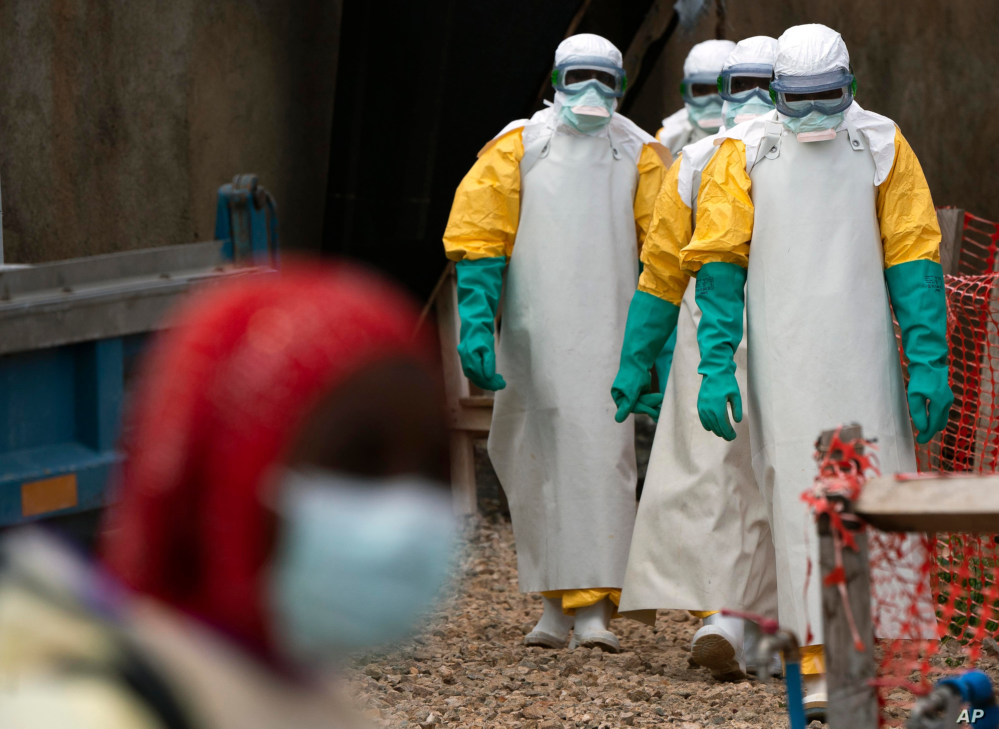 World Health Organization investigates accusations of sexual assault linked to Ebola outbreak in DRC