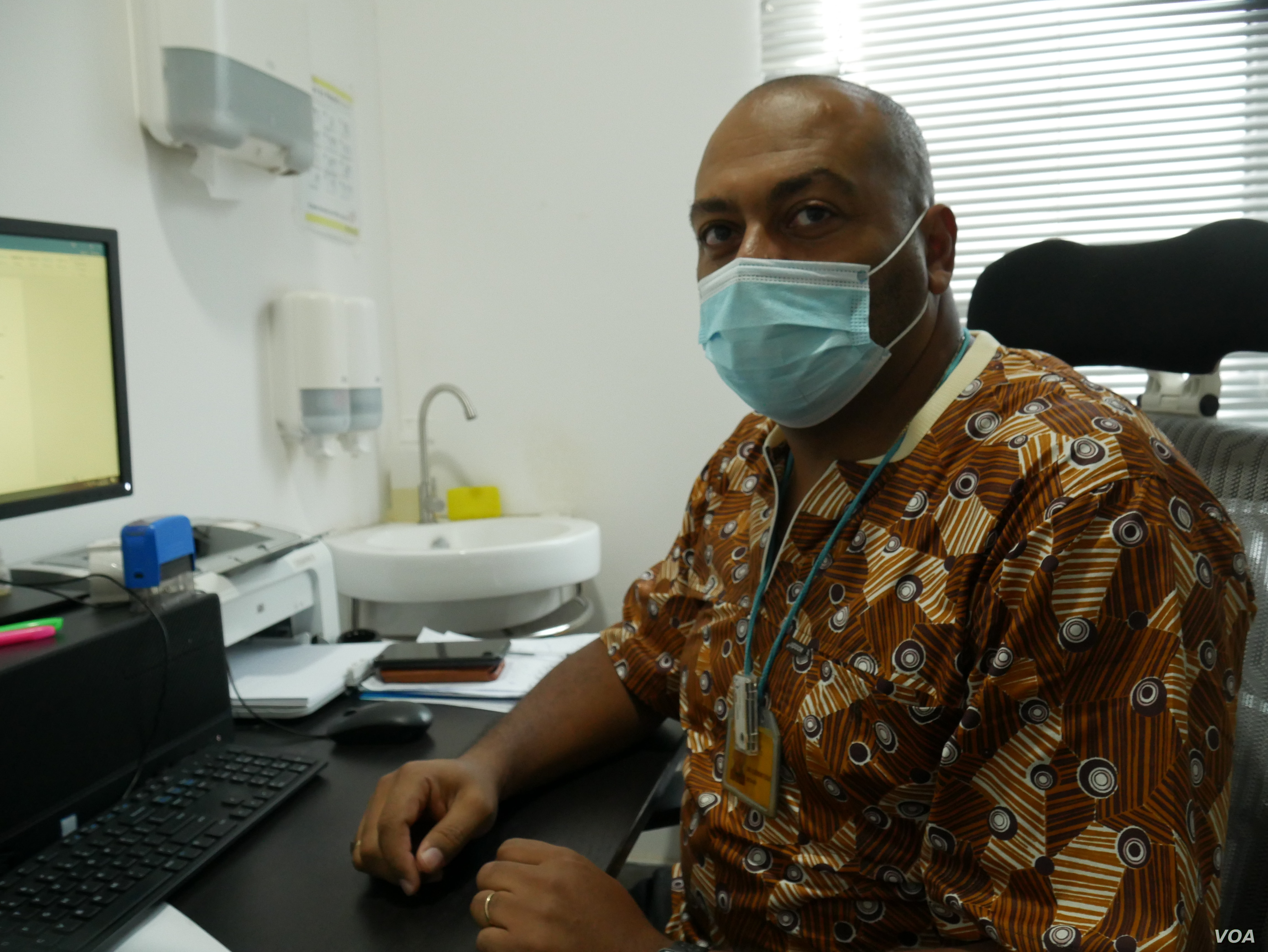 Ghanaian Oncologists Want More Focus On Colon Cancer Voice Of America English