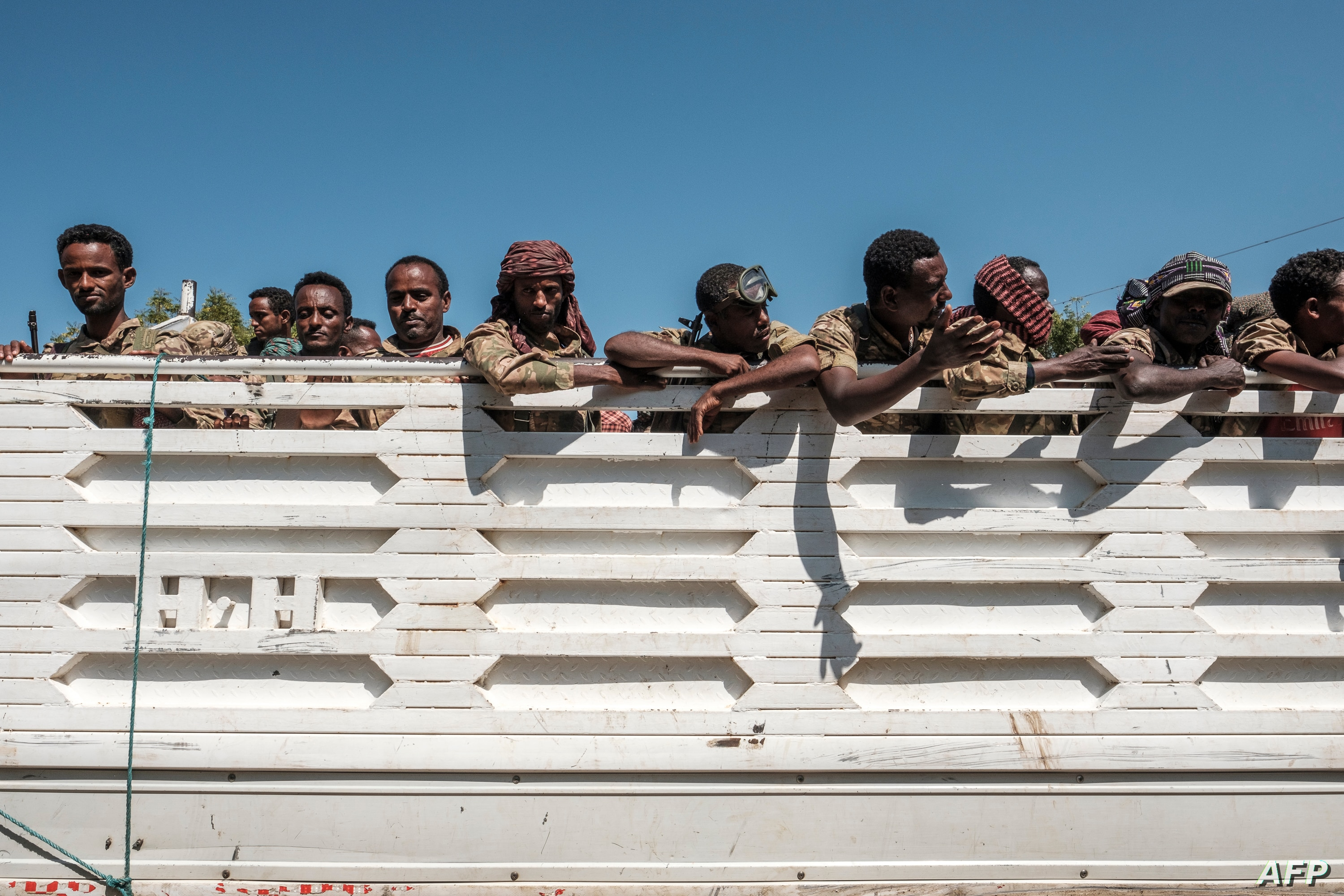 Ethiopia launches 'final phase' of Tigray offensive