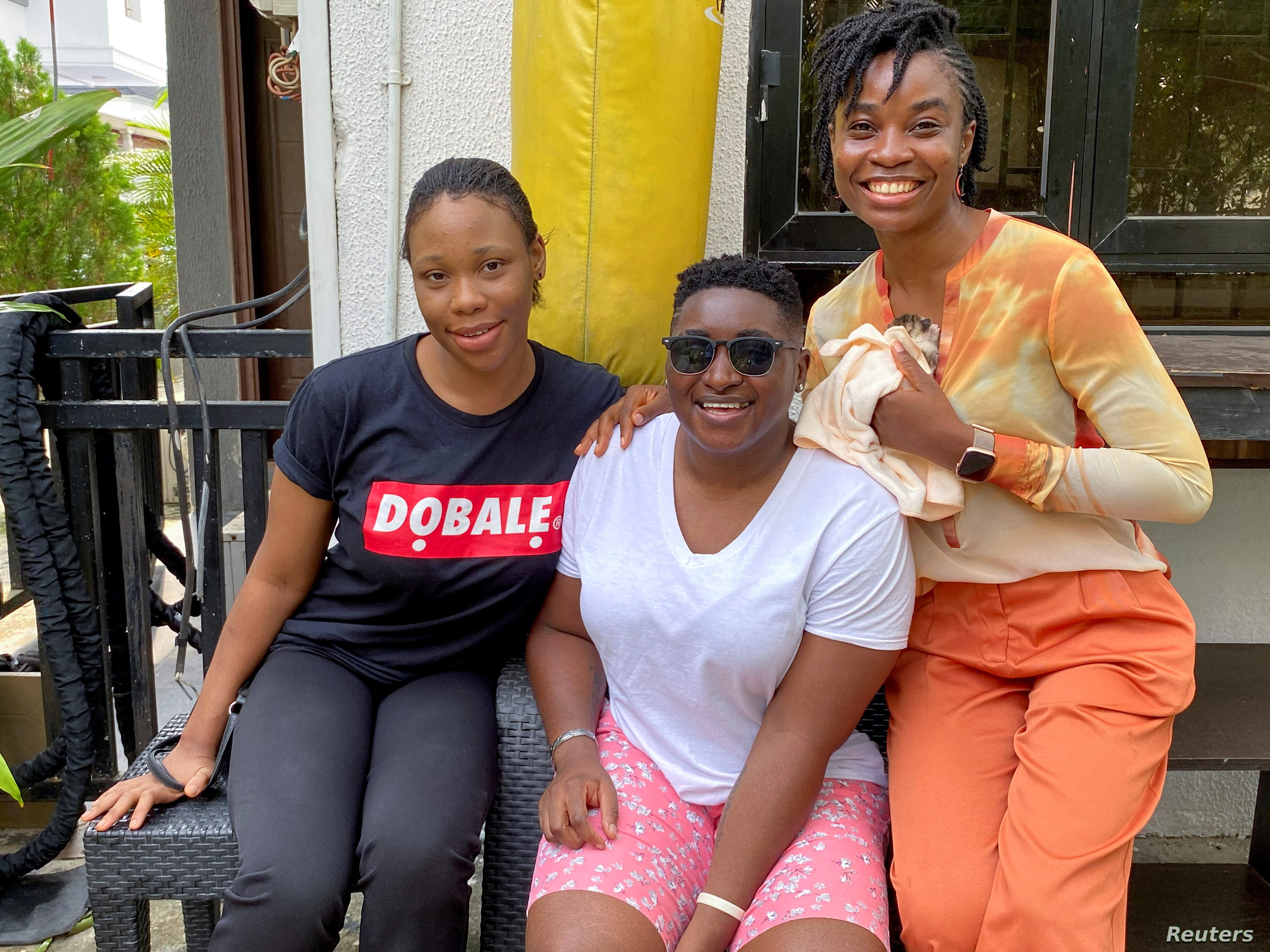 Mature lesbian org Nigeria S First Lesbian Film Courts Controversy Ahead Of Online Debut Voice Of America English