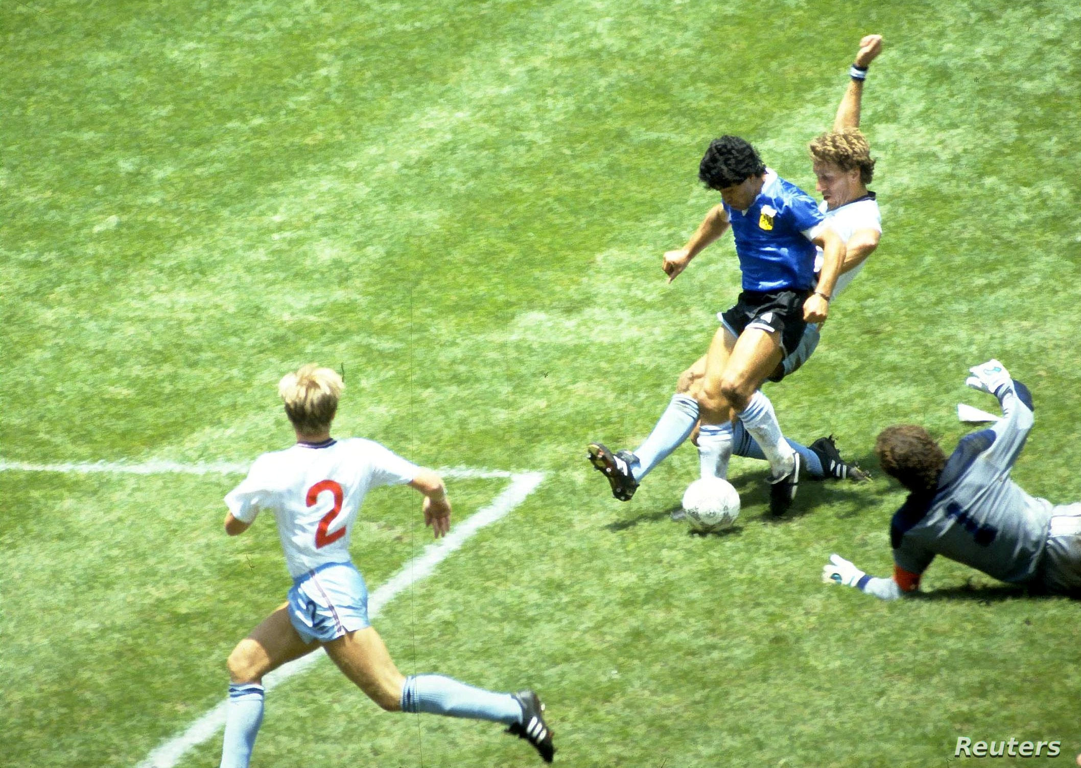 Diego Maradona S Career Had Its Share Of Highs Lows Voice Of America English