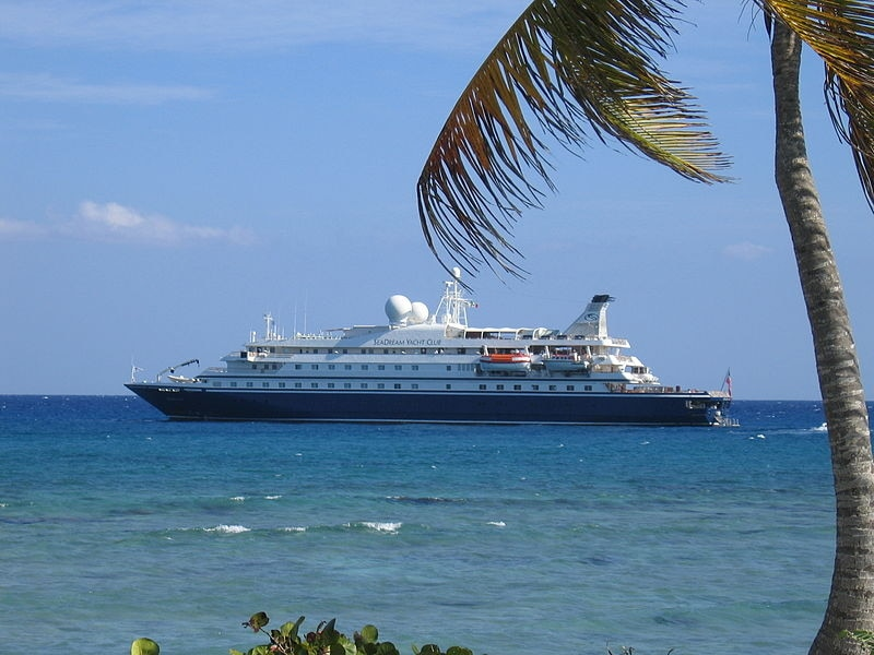 SeaDream awaiting word from Barbados to have passengers disembark