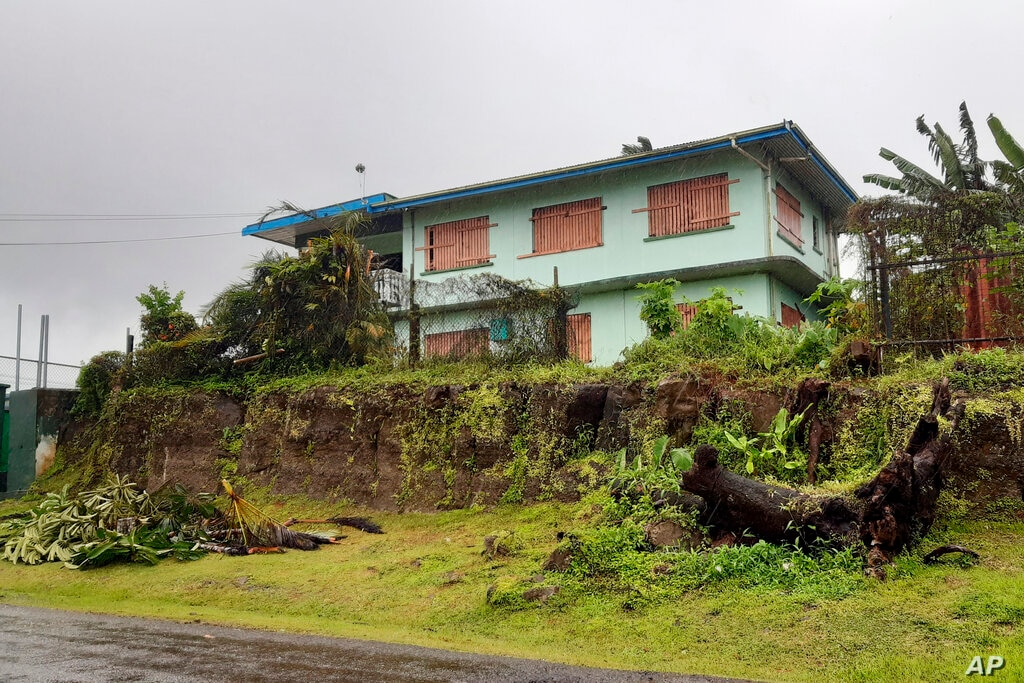 Villages flattened as Fiji smashed by Category Five storm Cyclone Yasa