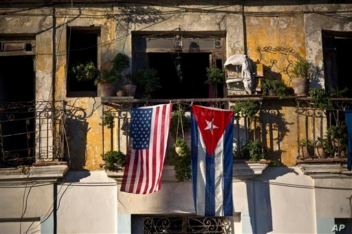 Trump hits Cuba with new sanctions in waning days
