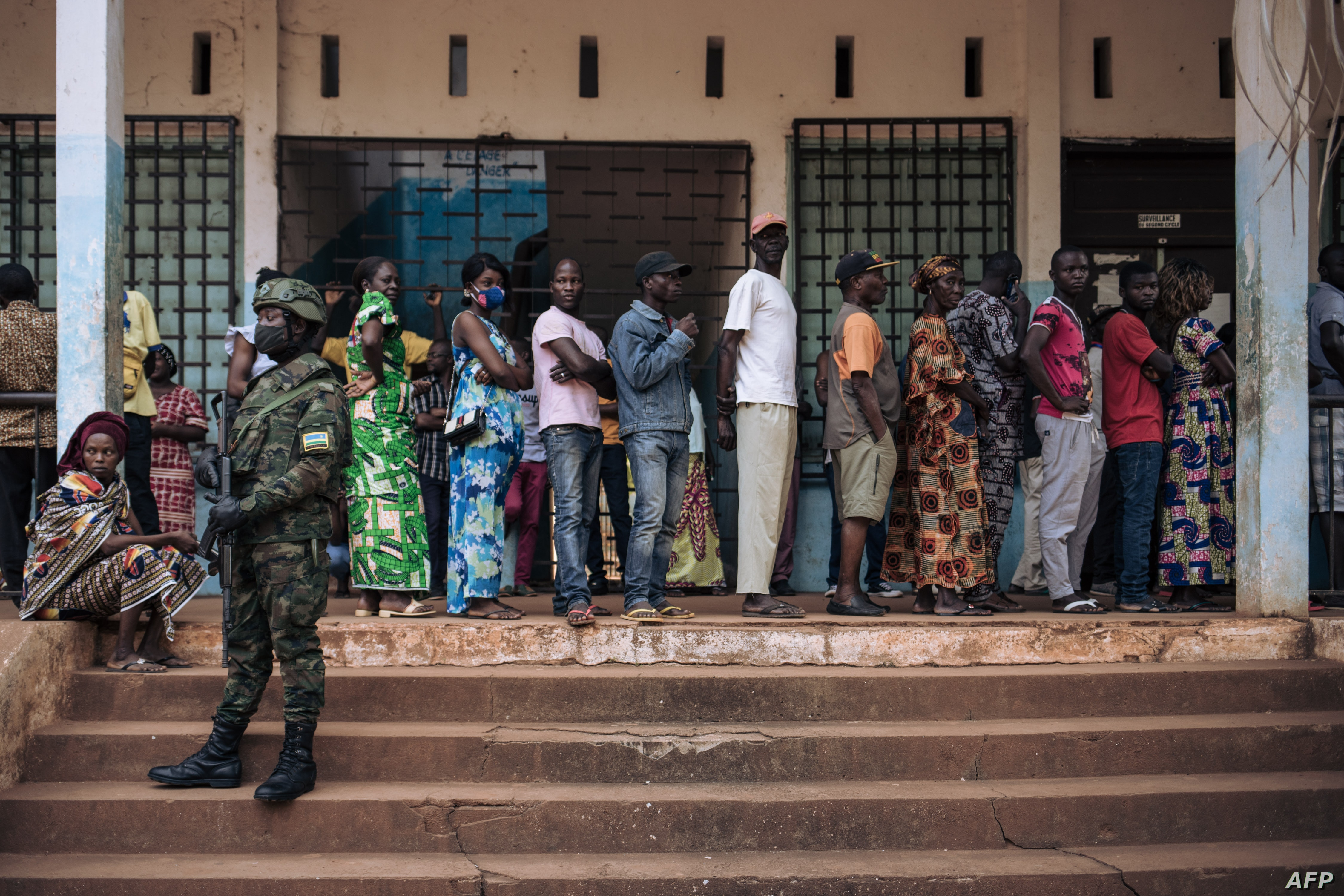 Central African Republic holds elections amid fresh violence