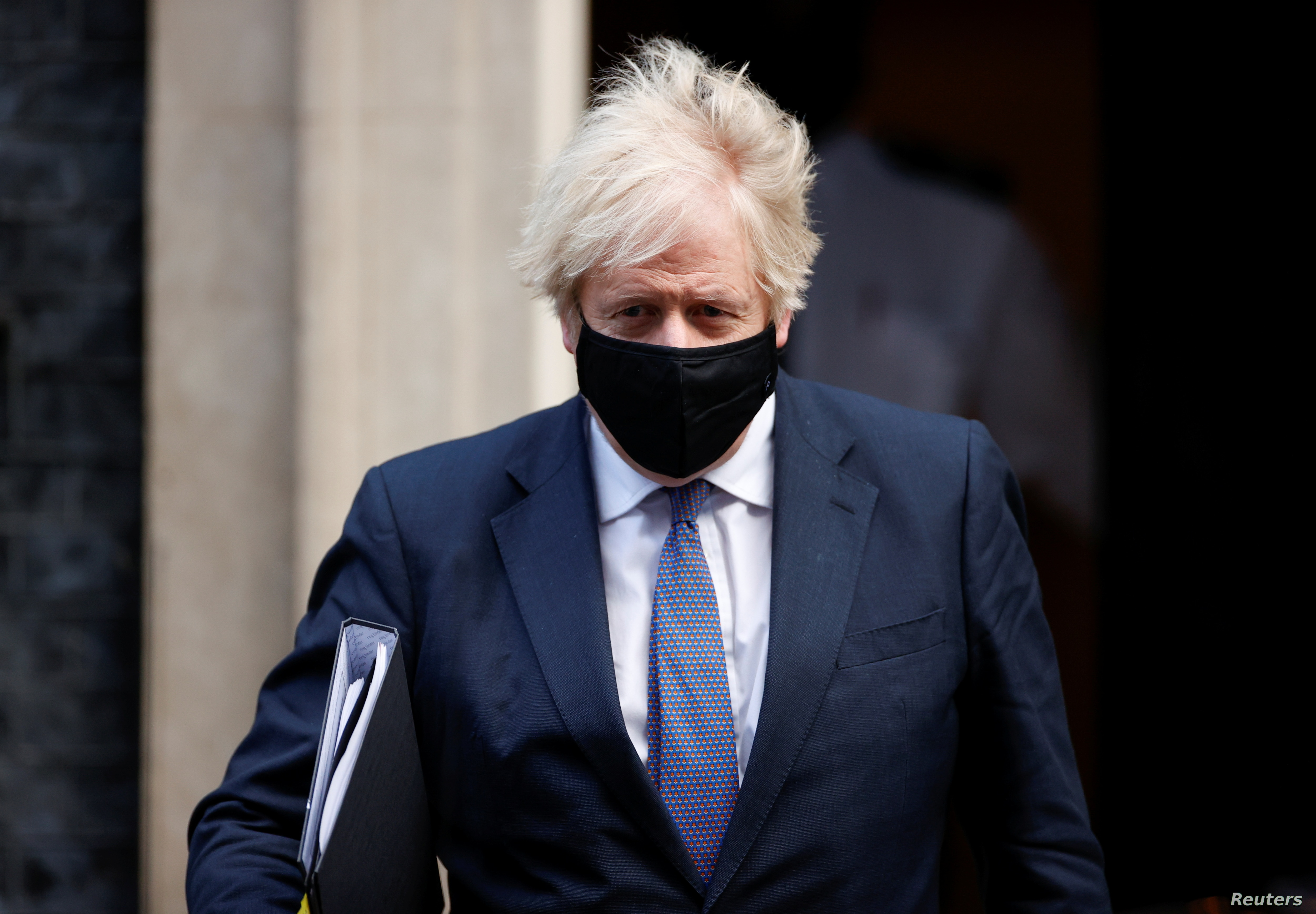 End of England's lockdown will be 'gradual unwrapping', says Boris