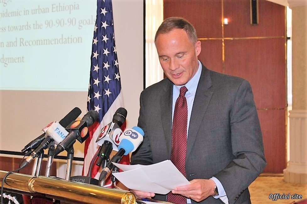Departing US Envoy Warns Ethiopia Against Violence | Voice of America - English