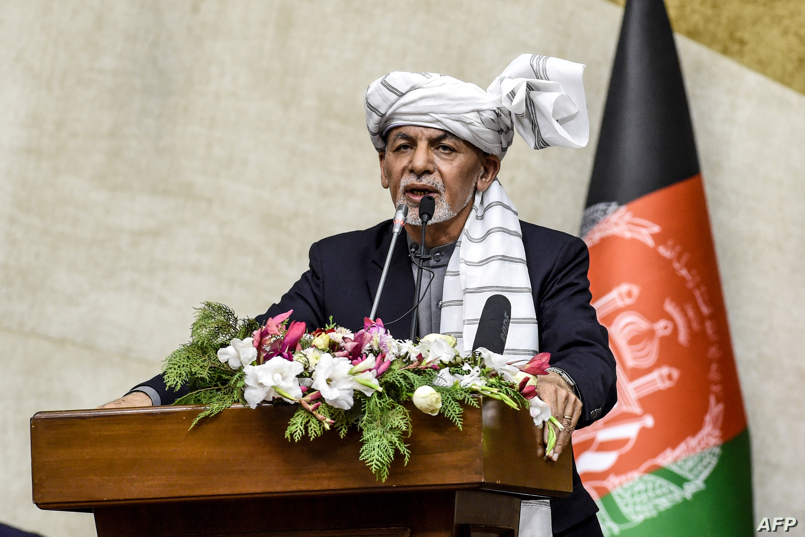 Afghan President Offers Three Step Peace Plan Voice Of America English