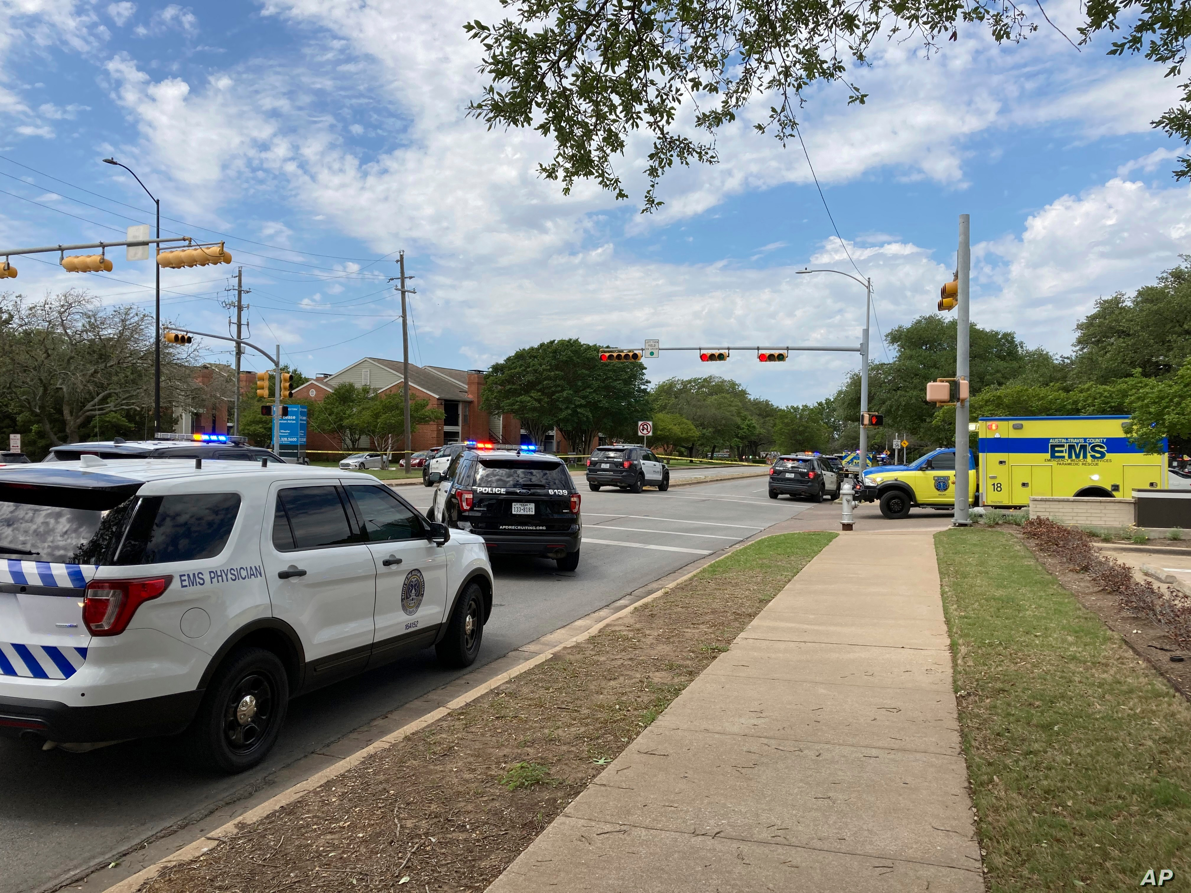 Three dead in 'active attack' shooting incident in northwest Austin, medics say