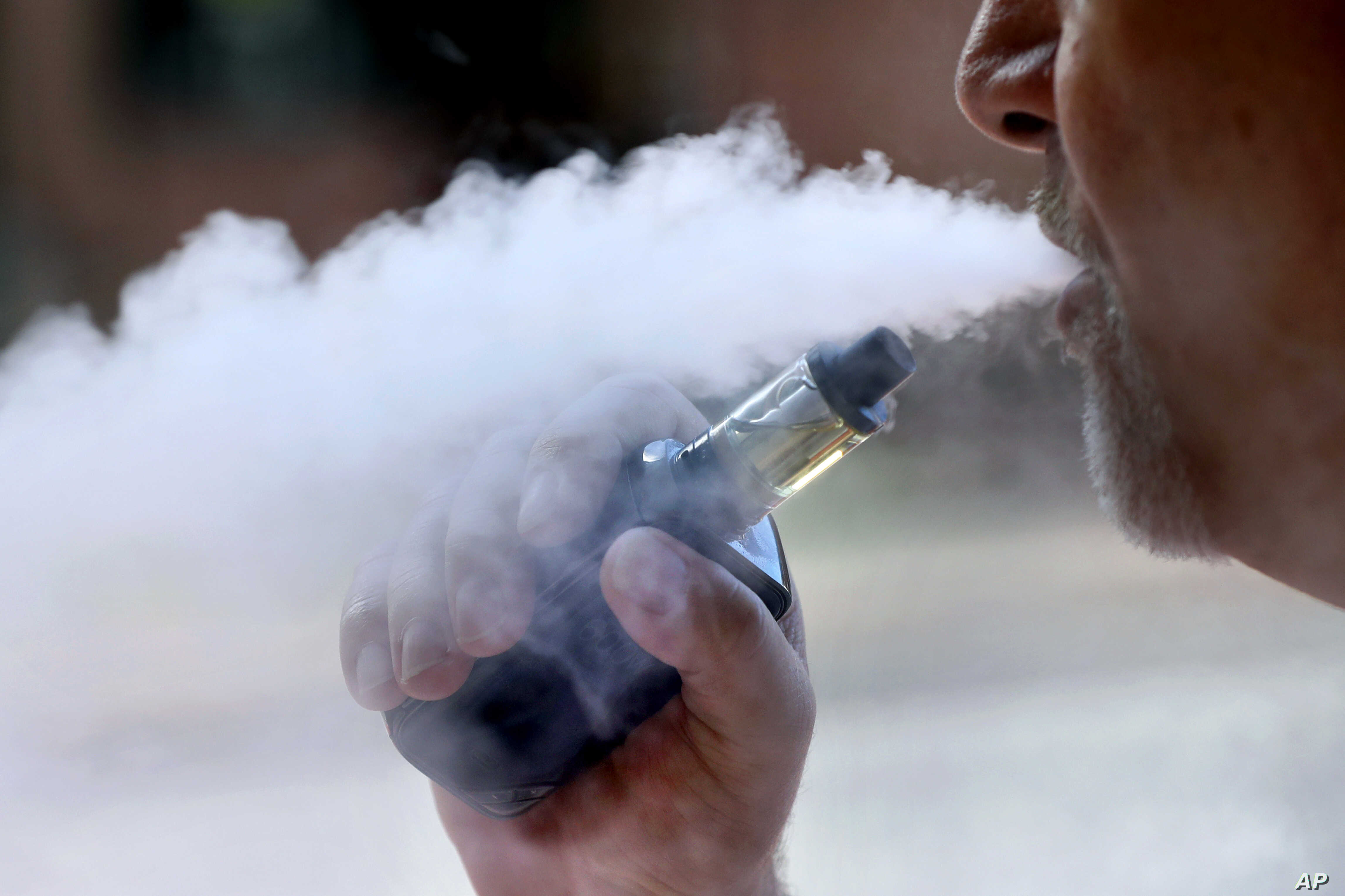 Vaping Comes Under Fire | Voice of America - English