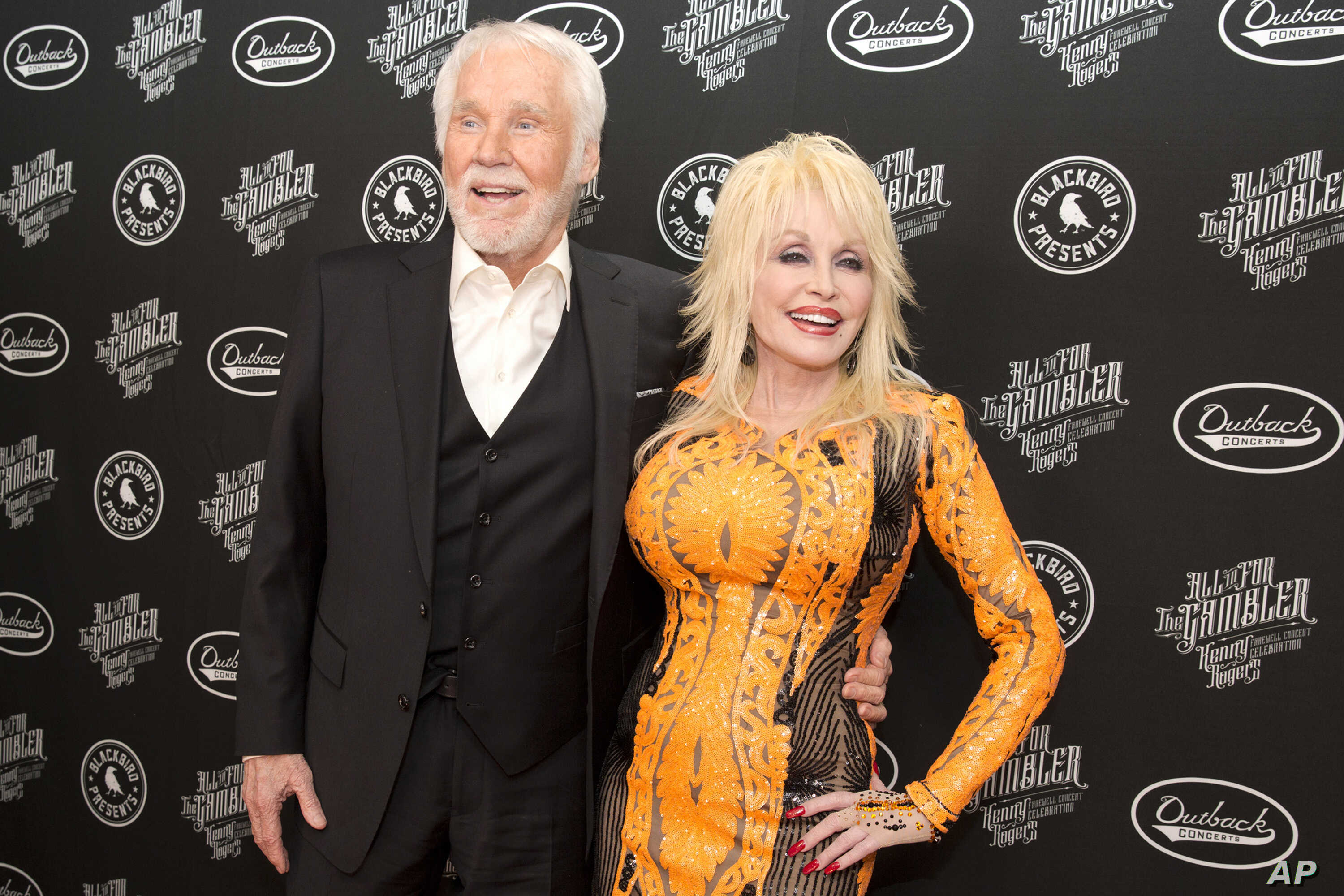 Actor Singer The Gambler Kenny Rogers Dies At 81 Voice Of America English