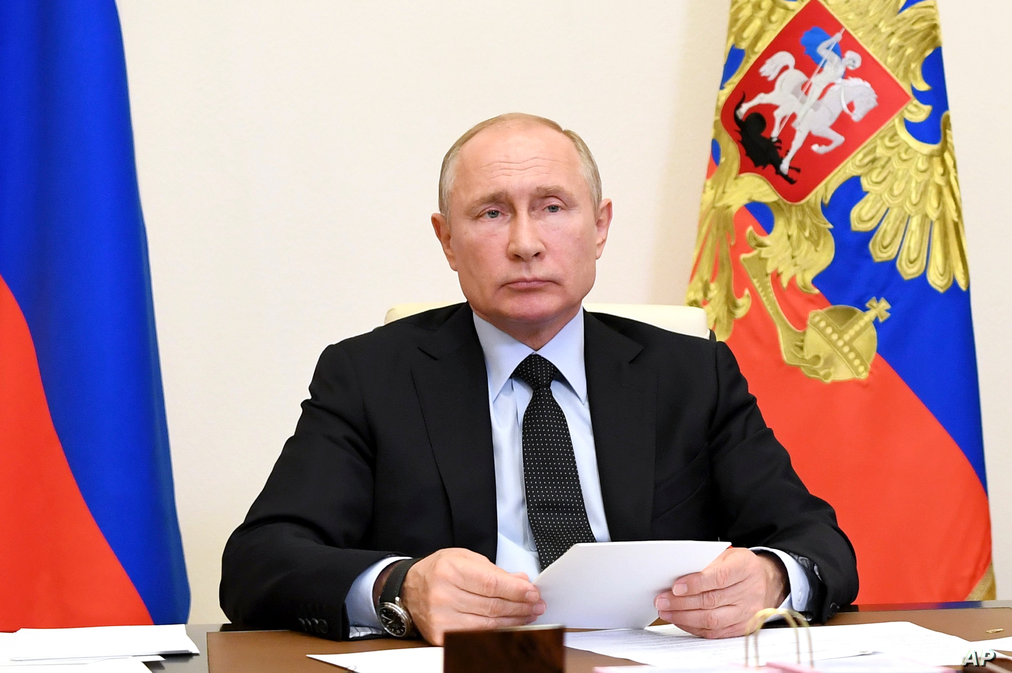 Putin Says Russia Will Be Able To Counter Hypersonic Weapons Voice Of America English