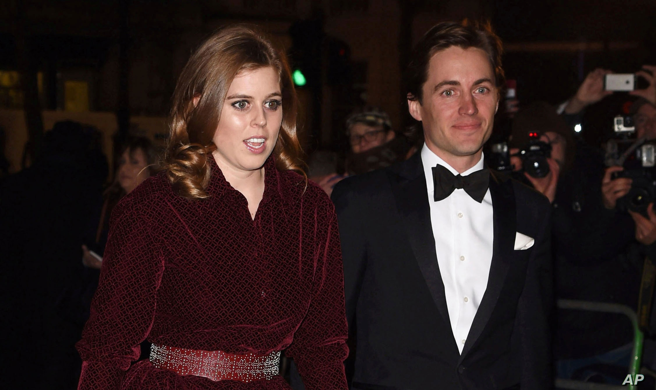 Princess Beatrice Marries In Private Ceremony At Windsor Voice