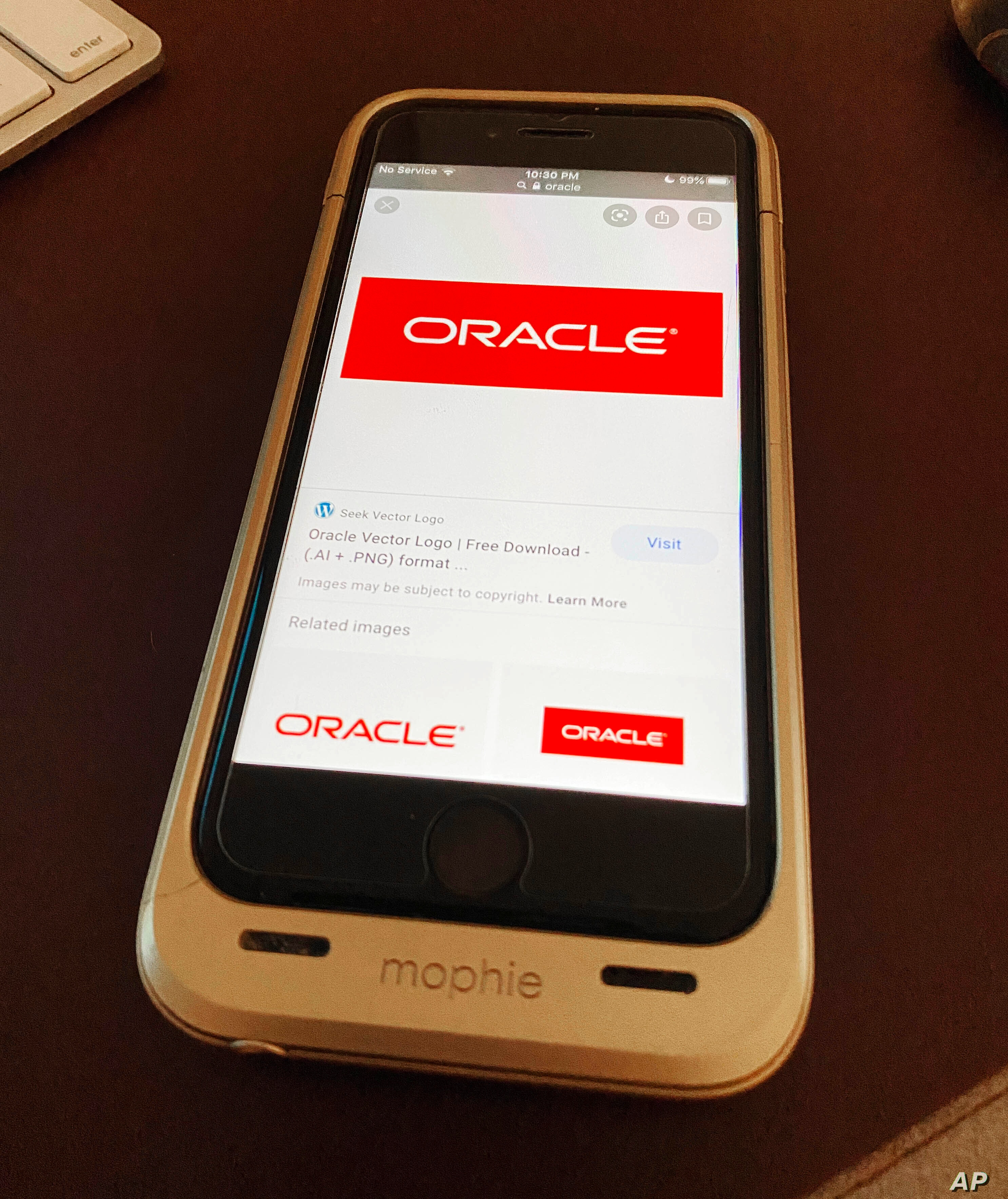 USA reviewing Oracle's proposed acquisition of Chinese-owned app