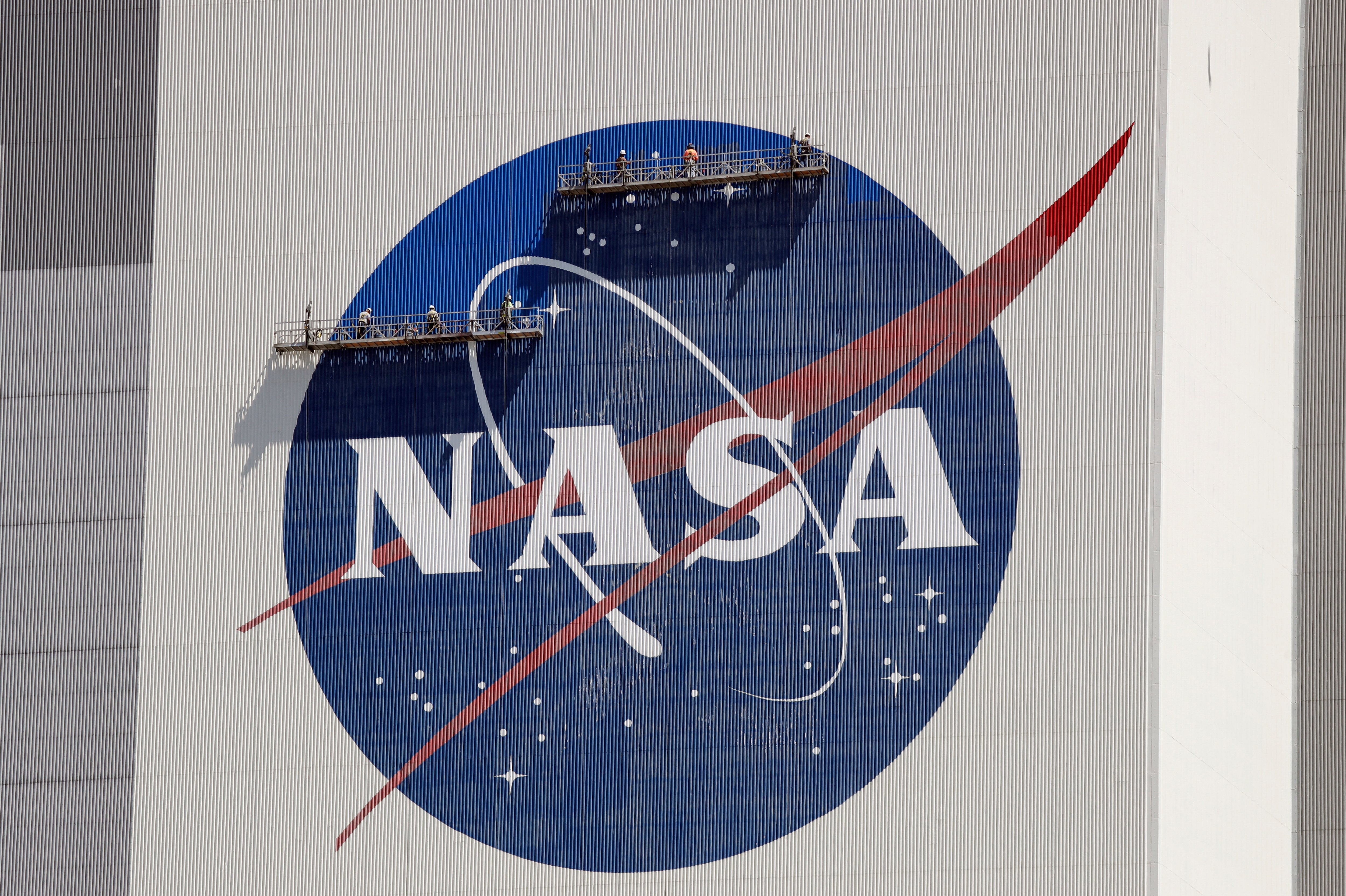 NASA says mystery object is 54-year-old rocket, not asteroid