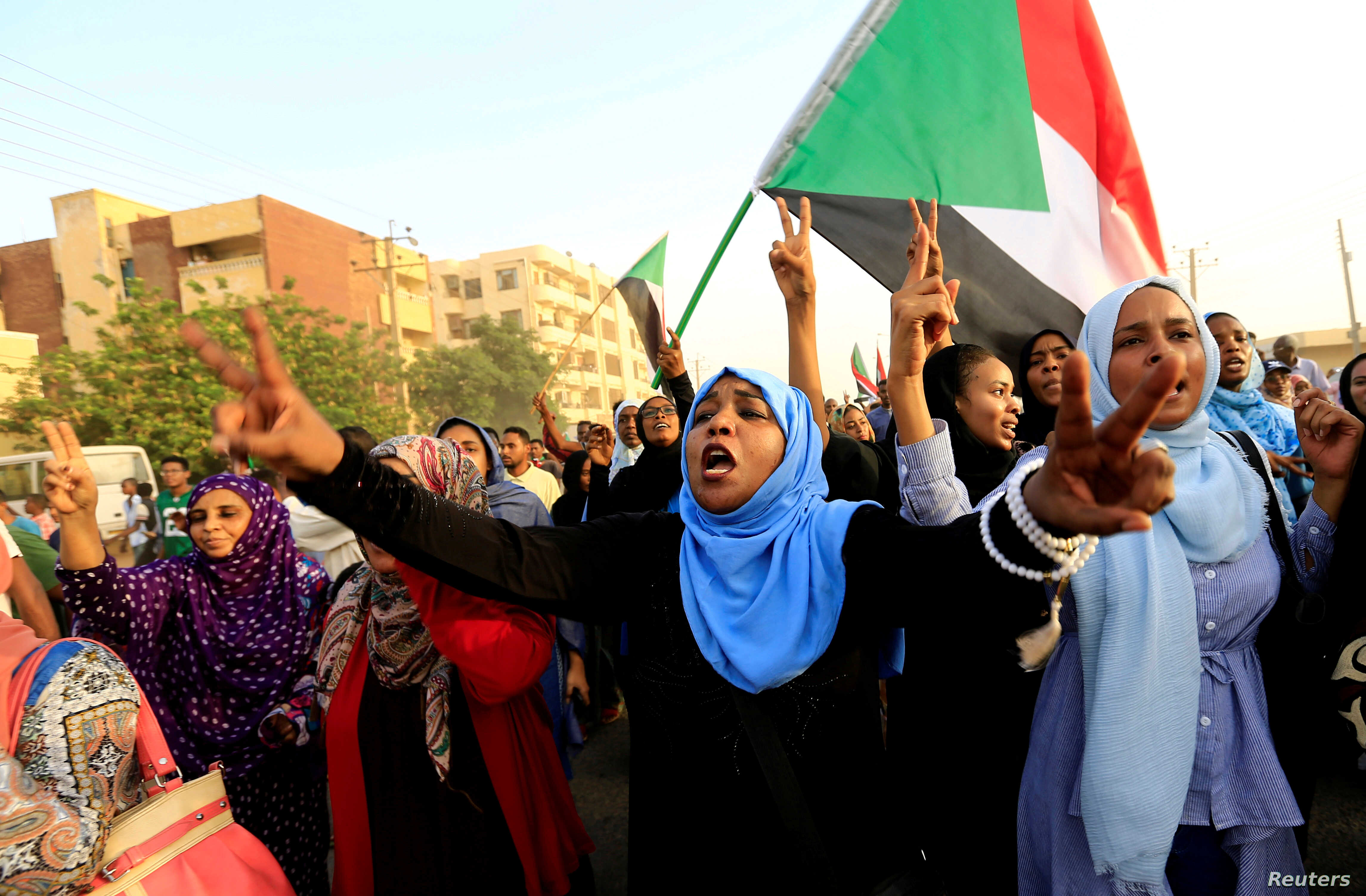 Sudan Activists Call for 'Justice' for Killed Protesters | Voice of America  - English
