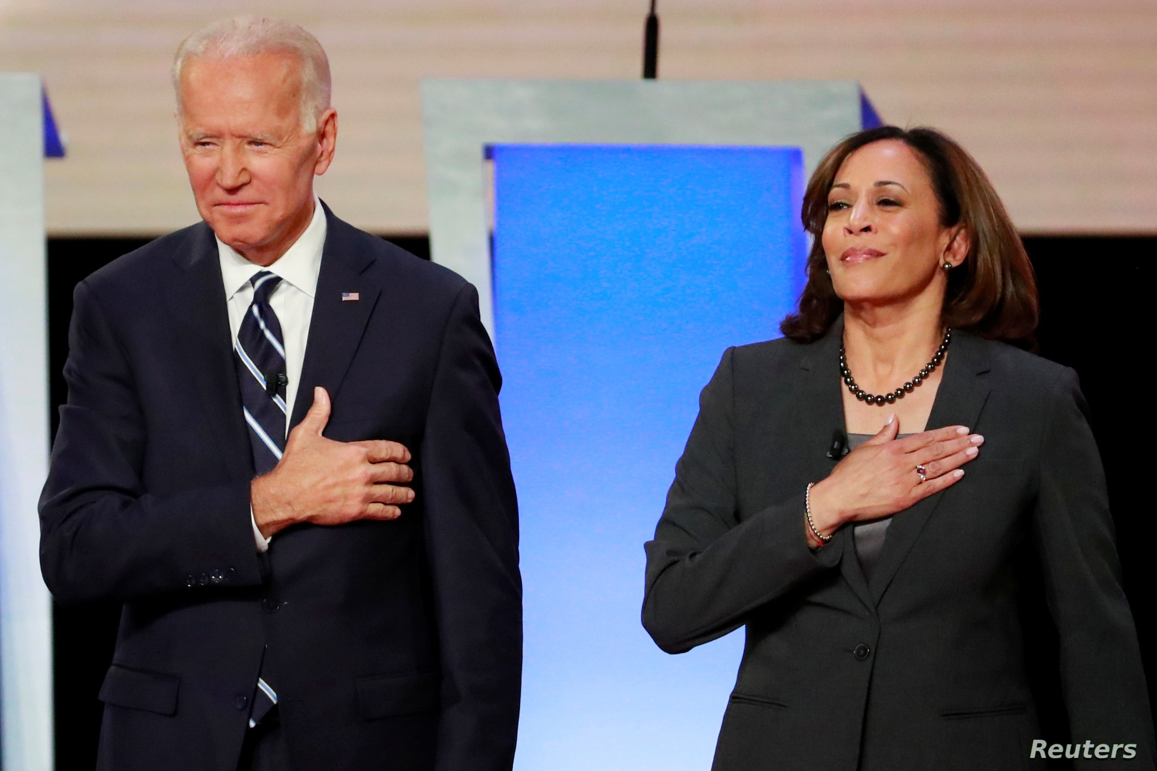 7 Quick Facts On Kamala Harris Biden S Vp Candidate Voice Of America English