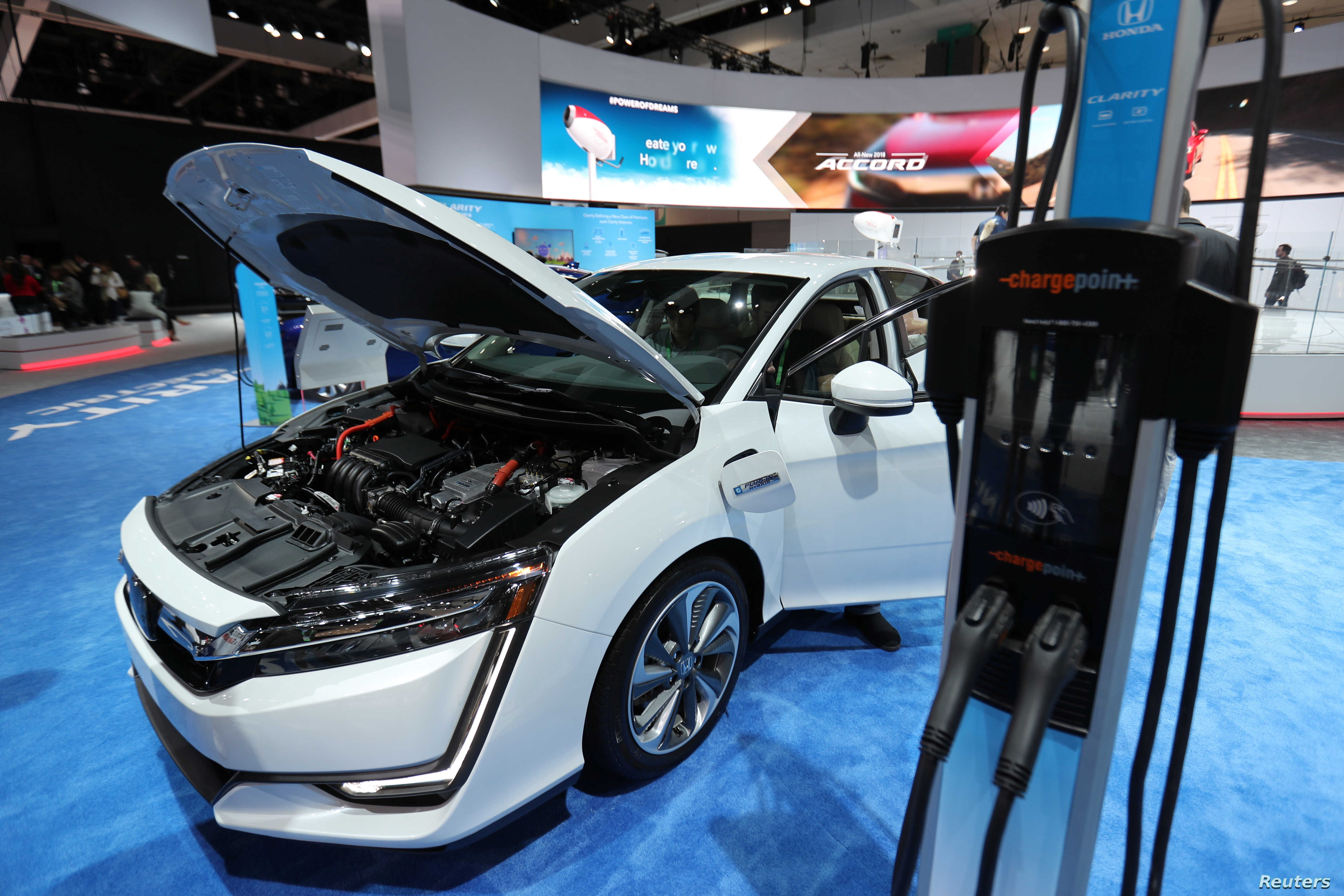 Honda To Cease Diesel Vehicle Sales In Europe By 2021 Voice Of America English