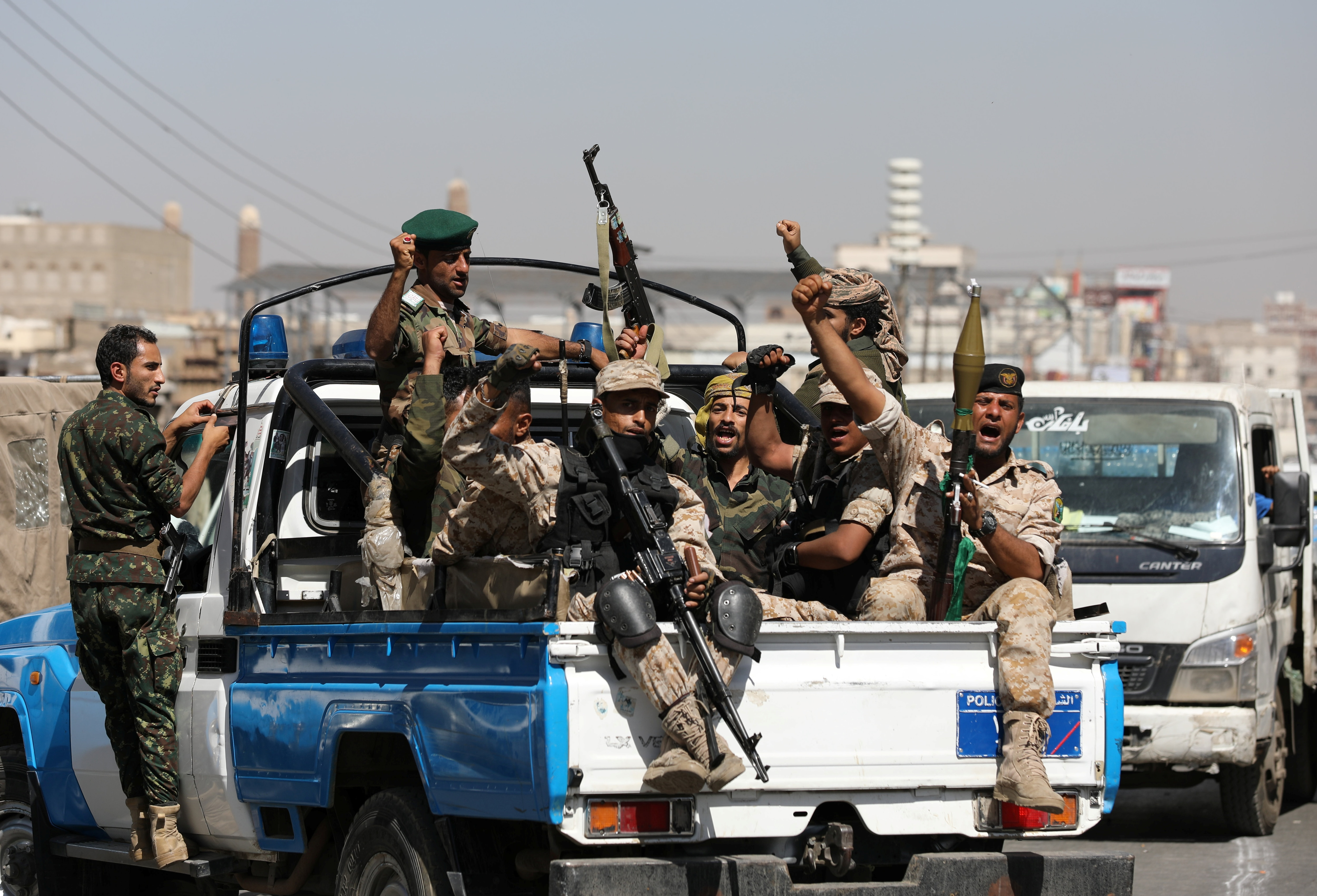 United States to designate Houthis as a foreign terrorist organization