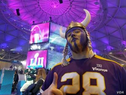"This year's Super Bowl host city is Minneapolis, Minnesota. Their home team, the Vikings, came within one win of playing in the big game. That's still a fresh wound for Vikings fans like Drake Jackson: ""My heart aches a little bit once I see Pa..."