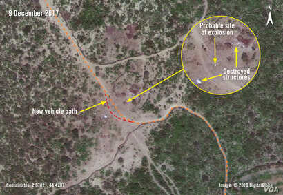 On  Dec. 6 2017, an explosion in the hamlet of Illimey, killed five civilians, including two children, and injured two civilians, including an 18-month-old girl. Amnesty International believes that the explosion was most plausibly caused by a US air ...