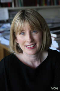 Fionnuala Ní Aoláin, U.N. special rapporteur on the promotion and protection of human rights