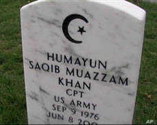 'Journey into America' visits Arlington National Cemetery to examine the graves of Muslim troops who died in service to their country.