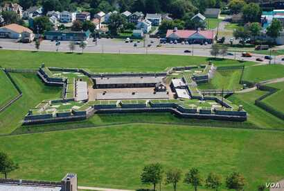 "Known as ""the fort that never surrendered,"" Fort Stanwix successfully repelled a prolonged siege, in August 1777, by British, German, Loyalist, Canadian, and American Indian troops."