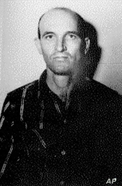 FILE - Edgar Ray Killen, shown in a 1964 photo. According to testimony in the 2005 murder trial, Killen served as a kleagle, or organizer, of the Klan in Neshoba County and helped set up a klavern, or local Klan group, in a nearby county.