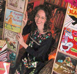 Having worked as a children's book seller before teaching, Codell saw value in connecting children with books.