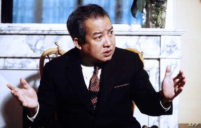 FILE- Cambodia's King Norodom Sihanouk in Vichy, Jan. 11, 1980. Cambodia's former King Norodom Sihanouk, whose life mirrored the turbulent history of his nation where he remained a revered figure, died in Beijing, Oct. 15, 2012, at the age of 89.