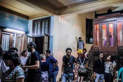 "Every year activists mark the death of Hisham Rizk by showing his graffiti art in a Cairo exhibit. The artist was found dead in the Nile river in July 2014 after posting on Facebook: ""I'll keep painting, and if I ran out of colors, I'll paint w..."