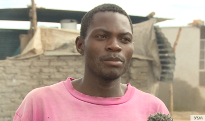 Zivai Muchichwe built his home on a wetland three years ago as Harare battled to contain a migration from rural parts of Zimbabwe.