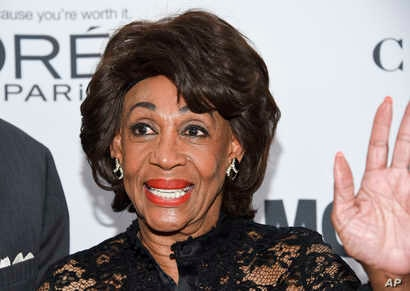 Congresswoman Maxine Waters (D-Calif.) attends the 2017 Glamour Women of the Year Awards at Kings Theatre, Nov. 13, 2017, in New York.