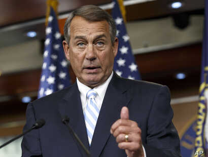 Congress Boehner