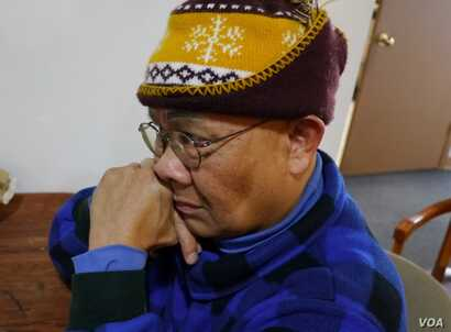 """Hoeun Hach survived the Khmer Rouge genocide and arrived in the United States in 1981. He was featured in """"Follow the Moon"""" radio documentary by Greg Barron. (Courtesy photo of Greg Barron)"""