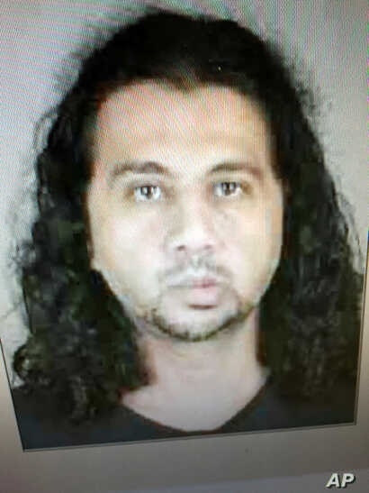 FILE - Arafat Nagi is shown in a 2013 arrest file photo provided by the Lackawanna (N.Y.) Police Department.