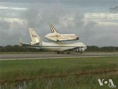 Related video of US space shuttle Endeavour