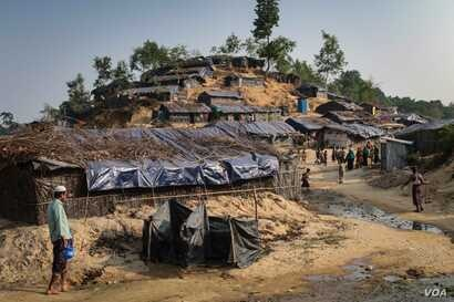 Balu Kali camp is based in Cox's Bazar district, Bangladesh. The district borders on to Myanmar and is home to large number of the 70,000 estimated Rohingya that recently fled to Bangladesh.