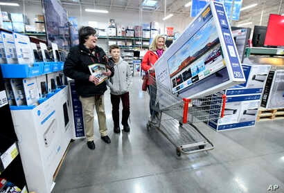 Black Friday at BJ's Wholesale Club