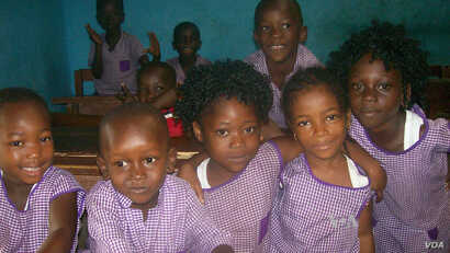 Action Africa helps with educational costs in Nigeria and Sierra Leone. (Photo: Courtesy Action Africa)