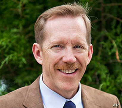 This undated image provided by the U.S. Fish and Wildlife Service shows Greg Sheehan, who is stepping down as head of the agency after being in the post for 14 months. He proposed broad changes to rules governing protections for thousands of plant an...