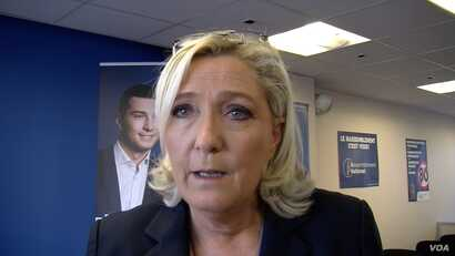 France's far-right leader Marine le Pen joins many other politicians in opposing the return of French fighters, saying they should be judged in Syria and Iraq.