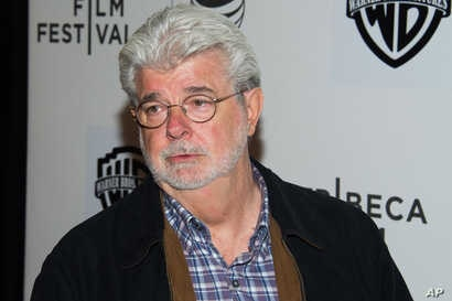 FILE - George Lucas