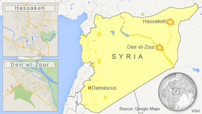 Airstrikes in Syria – Wednesday, Sept. 24